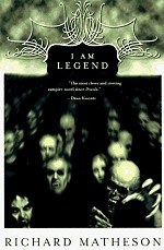 I Am Legend book cover art