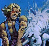 Mighty Samson #29 cover art