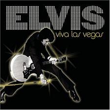 Elvis: Viva Las Vegas CD cover art