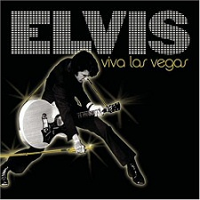 Elvis: Viva Las Vegas CD cover art