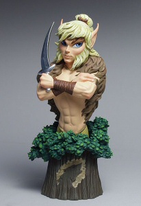 Elfquest Cutter bust from Dark Horse