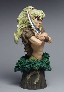 Elfquest Cutter bust from Dark Horse