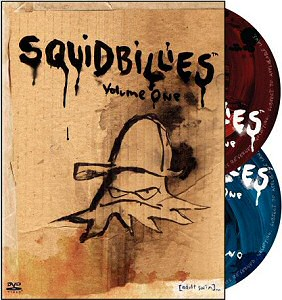 Squidbillies, Vol. 1 DVD cover art