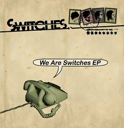 We Are Switches EP cover art