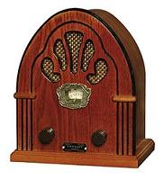 Old timey radio!