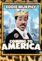 Coming to America DVD cover art