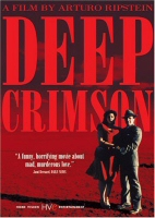 Deep Crimson DVD cover art