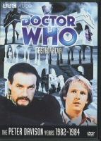 DVD cover art for Doctor Who: Castrovalva