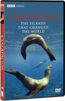 DVD cover art for Galapagos