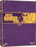 Harvey Birdman, Attorney at Law, Vol. 1 DVD cover art