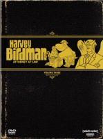 Harvey Birdman, Vol. 3 DVD cover art