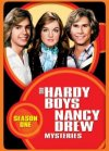 DVD cover art for The Hardy Boys/Nancy Drew Mysteries: Season 1