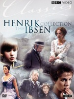 Henrik Ibsen Collection DVD cover art