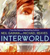 Interworld audiobook cover art