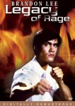 Legacy of Rage DVD cover art