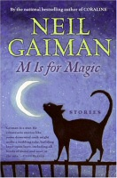 M is for Magic book cover art