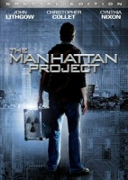 The Manhattan Project DVD cover art