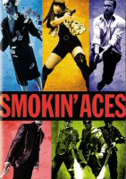 DVD cover art for Smokin' Aces