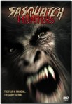 Sasquatch Hunters DVD cover art