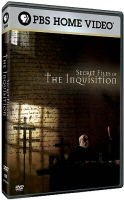 DVD cover art for Secret Files of the Inquisition