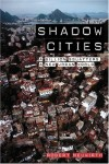 Shadow Cities book cover art