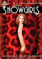 Showgirls Fully Exposed Edition DVD cover art