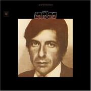 CD cover art for Songs of Leonard Cohen