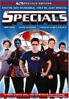 DVD cover art for The Specials