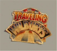 CD cover art for The Traveling Wilburys Collection