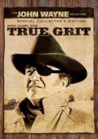 DVD cover art for True Grit