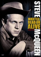 Wanted Dead or Alive: Season 2 DVD cover art