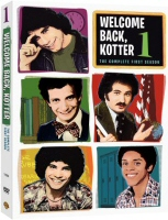 Welcome Back Kotter: The Complete First Season DVD cover art