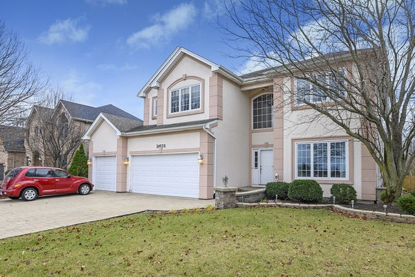 wallin woods plainfield il homes for