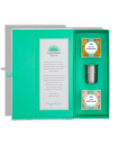 Sugarfina Casamigos Tequila Collection Box Set