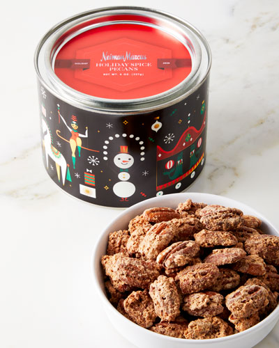 Neiman Marcus Holiday Spiced Pecans