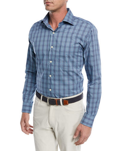 Peter Millar Crown Comfort Homestead Shirt