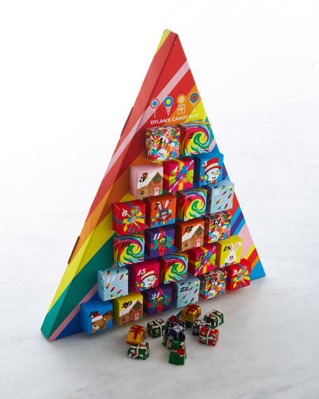 Dylans Candy Bar Advent Tree Calendar