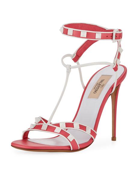 Valentino Garavani Free Rockstud High Sandal