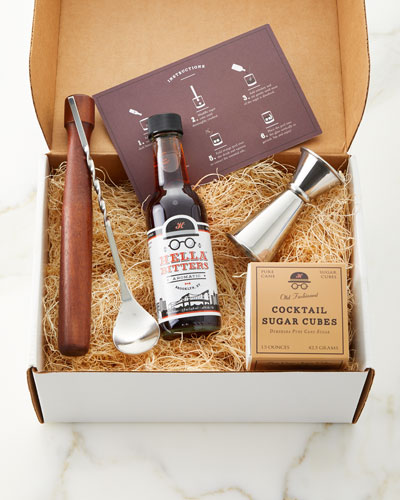 Hella Bitter Old-Fashioned Cocktail Kit