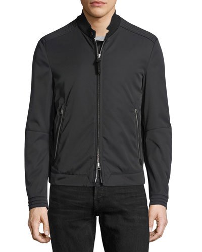 TOM FORD Nylon-Cotton Blouson Jacket