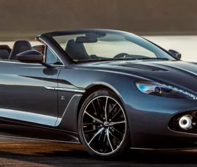 Vanquish Zagato Speedster And Shooting Brake Join Aston Martin Vanquish Zagato Family