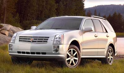 2005 Cadillac SRX Review