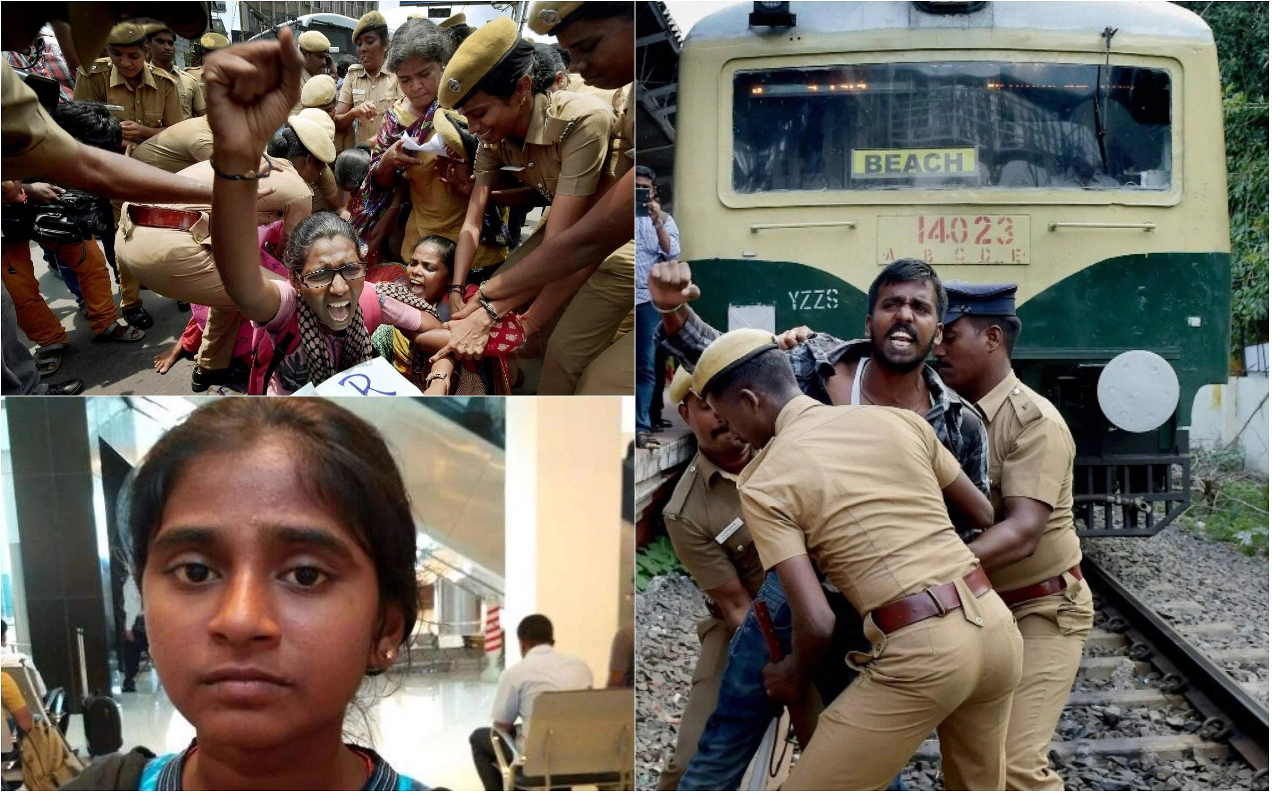 Image result for anitha suicide and agitation