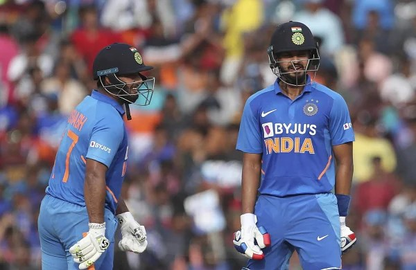 India vs West Indies: Shreyas Iyer, Pant score fifty after Rohit, Kohli fall quickly