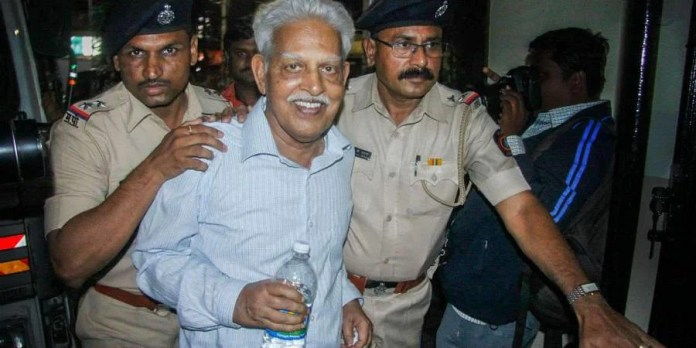 40 writers request PM Modi to release Varavara Rao - The New ...