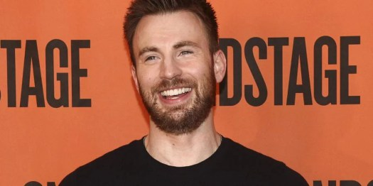 Chris Evans makes Instagram debut to join 'All In ...