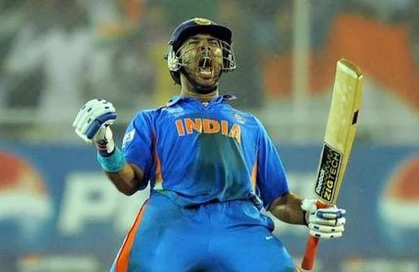 Yuvraj Singh AFP Photo
