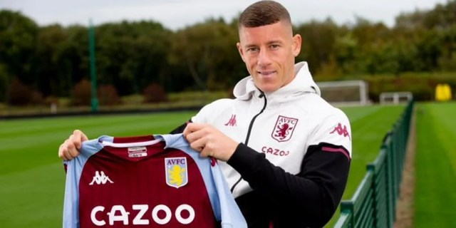 Chelsea midfielder Ross Barkley joins Aston Villa on season-long loan- The  New Indian Express