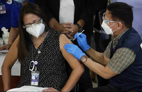 Philippines launches COVID vaccination drive amid supply problems