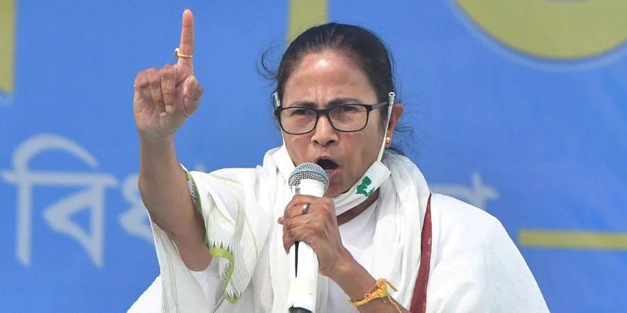 West Bengal CM Mamata Banerjee barred from campaigning for 24 hours- The  New Indian Express